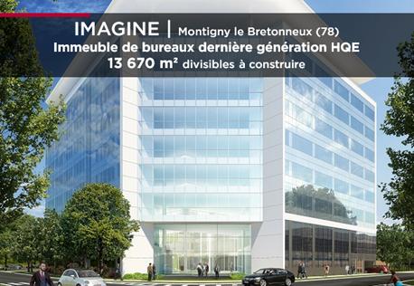 Immeuble d exception de bureaux à montigny le bretonneux