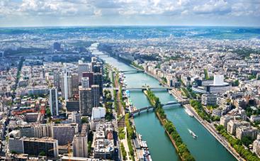 Rebond du marché immobilier de bureaux francilien au troisième