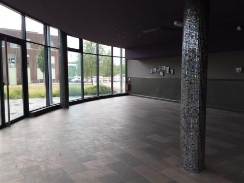Espace commercial en pied d'immeuble à louer - Fibre optique - Parc tertiaire Schiltigheim