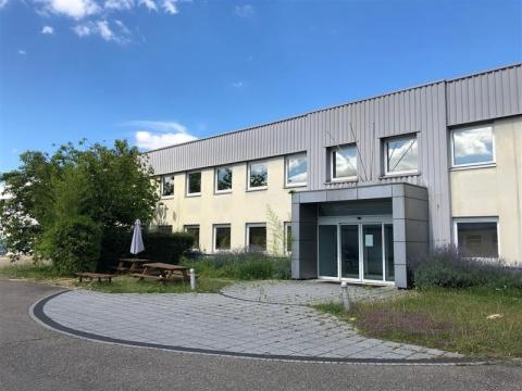 Immeuble indépendant de bureaux en location à la Meinau