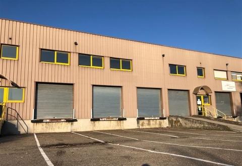Entrepôt à louer proche du terminal à conteneurs - Strasbourg Port du Rhin