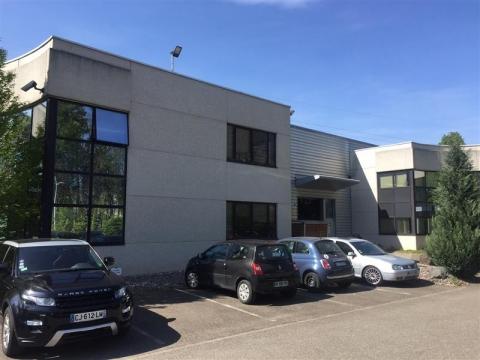 Location Activités Entrepôts ECKBOLSHEIM - Photo 2