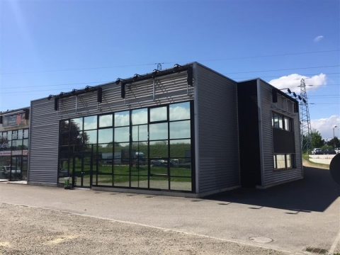 Location Bureaux et activités légères MUNDOLSHEIM - Photo 1