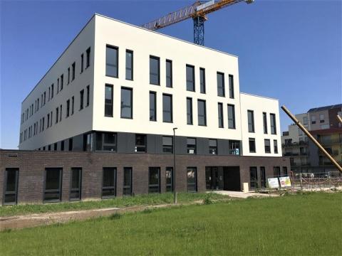 """Bureaux neufs à louer - Site Historique """"Les brasseries Kronenbourg"""" à Strasbourg"""