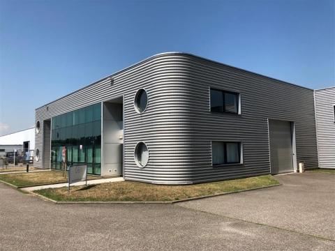 Location Activités Entrepôts HOENHEIM - Photo 1