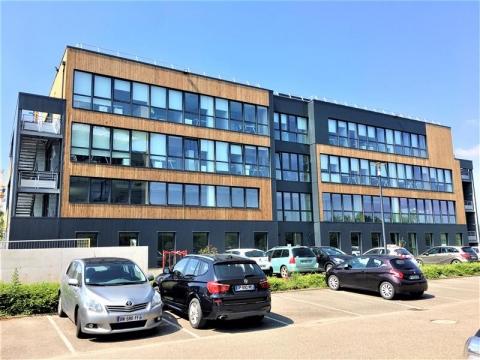 Projet neuf - Bureaux aménagés à louer - Parc tertiaire de Schiltigheim