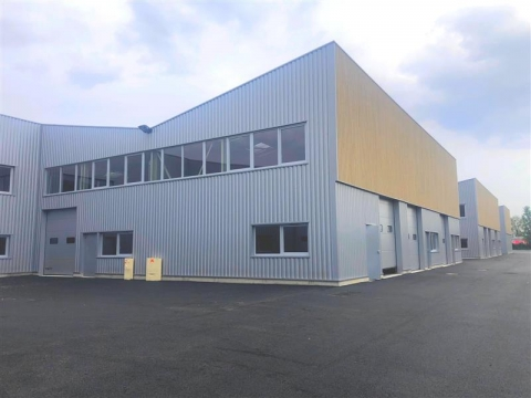 Location Activités Entrepôts SCHILTIGHEIM - Photo 1
