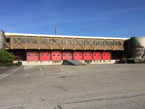 Pôle logistique - location - Port du Rhin à Strasbourg