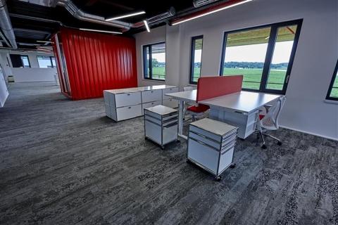 Bureaux à louer - Prestations haut de gamme - Parc tertiaire à Schiltigheim