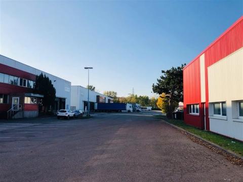 Bâtiment logistique à louer - Port Autonome Strasbourg