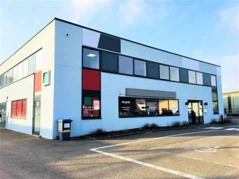Belle surface de bureaux à la vente ou à la location sur la commune de ILLKIRCH-GRAFFENSTADEN
