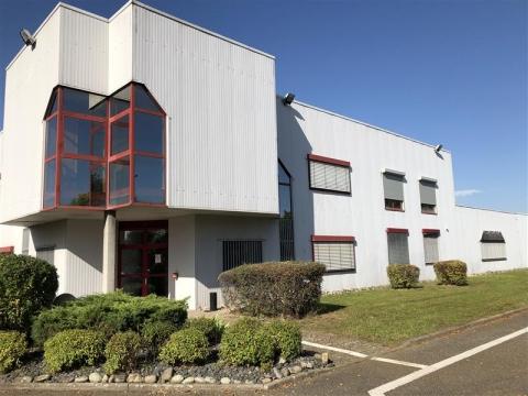 Location Bureaux et activités légères SCHILTIGHEIM - Photo 2