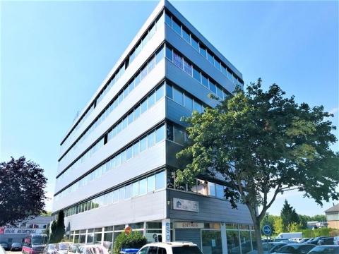 Immeuble de bureaux à louer à Strasbourg - Quartier de la Plaine des Bouchers