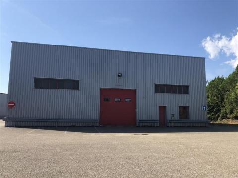 Location Activités Entrepôts OBERNAI - Photo 1