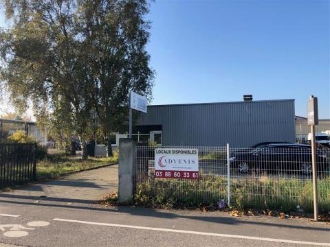 Bâtiment indépendant d'activité à louer - Zone industrielle de Bischheim