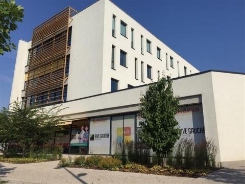 Bureaux à vendre ou à louer dans immeuble BBC en Zone Franche Urbaine
