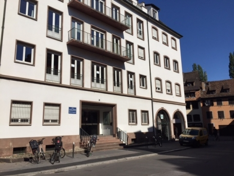 BUREAUX PROCHE QUAI TURCKHEIM à Strasbourg