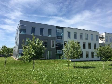 """Bureaux aménagés et cloisonnés dans immeuble """"Passiv Haus"""" - Parc tertaire E3 - Schiltigheim"""