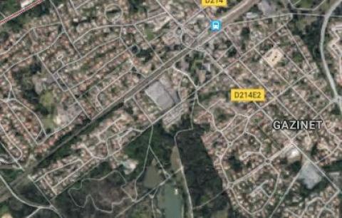 Location Terrain CESTAS - Photo 1