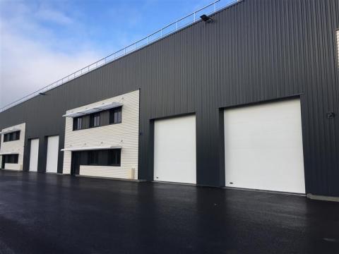 EXCLUSIVITE - A LOUER/A VENDRE- ENTREPOTS NEUFS - 5 696 m² divisible