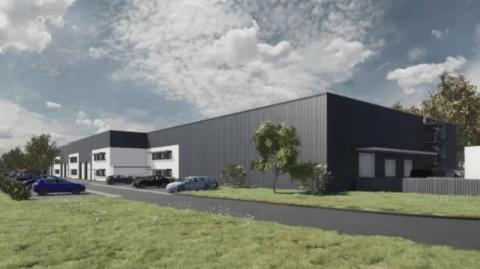 EXCLUSIVITE - A LOUER/A VENDRE- ENTREPOTS NEUFS - 5 696 m² divisibles