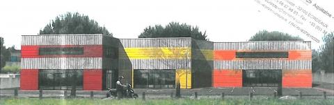 Location Commerces SAINT ANDRE DE CUBZAC - Photo 1