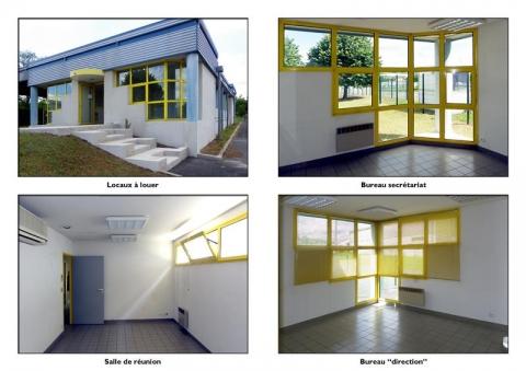 Location Bureaux BOULAZAC ISLE MANOIRE - Photo 1