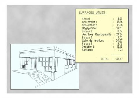 Location Bureaux BOULAZAC ISLE MANOIRE - Photo 3