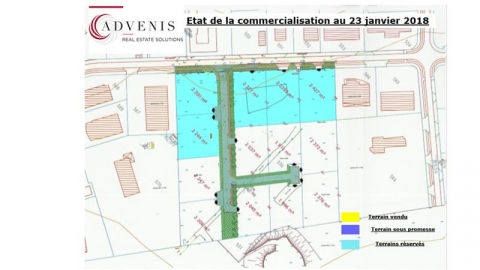 Vente Investisseur Terrain ENNERY - Photo 1