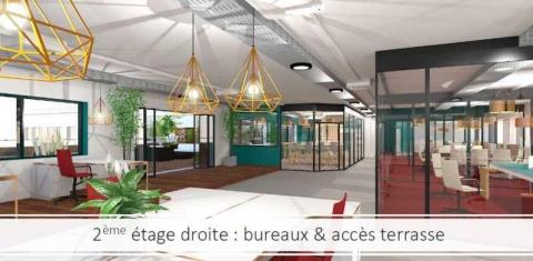 Vente Utilisateur Bureaux et activités légères CLICHY - Photo 8