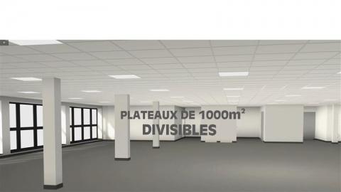 Location Bureaux et activités légères VILLENEUVE LA GARENNE - Photo 3