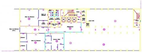 Location Bureaux ASNIERES SUR SEINE - Photo 3