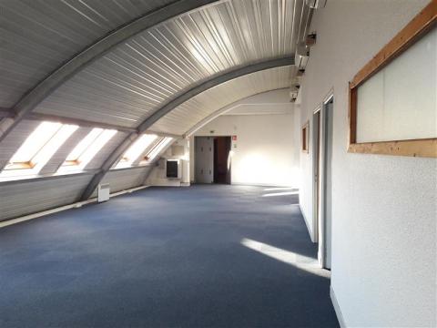 Bureaux à louer - Métro Mairie de Saint Ouen