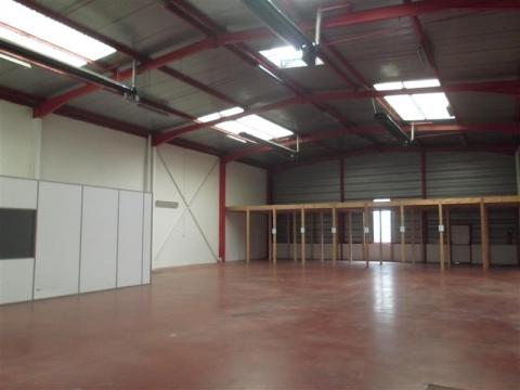 Locaux d'activités / Stockage à louer au Sud-Est de Lyon - ZAC de L'Arsenal  - Vénissieux