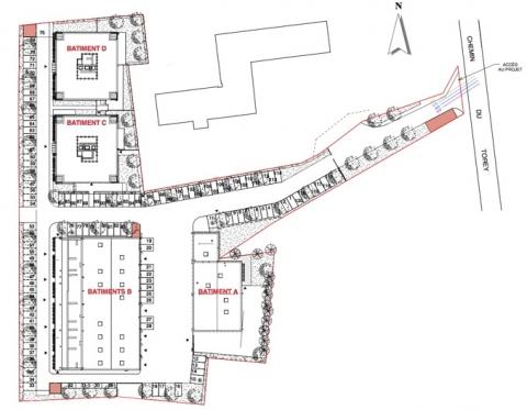Location Bureaux FRANCHEVILLE - Photo 6