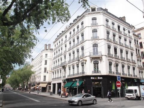 Bureaux d'exception à louer au coeur de la Presqu'île de Lyon 2 - Lyon centre