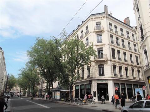 Bureaux d'exception à louer au cœur de la Presqu'île de Lyon 2 - Lyon Centre