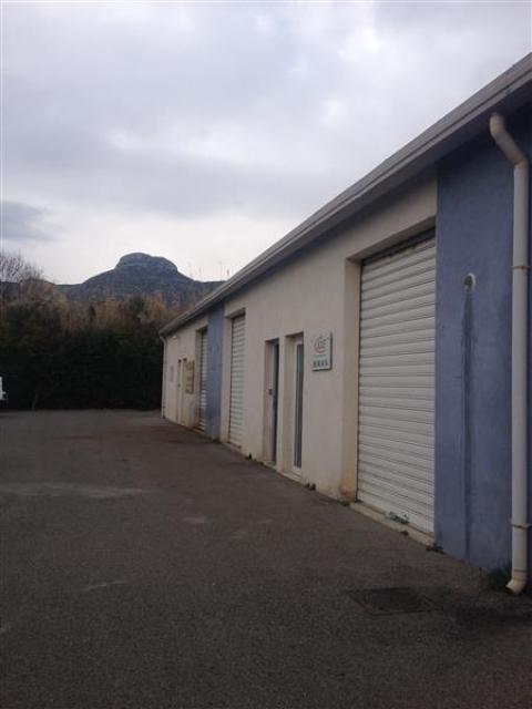 Location Bureaux et activités légères AUBAGNE - Photo 1