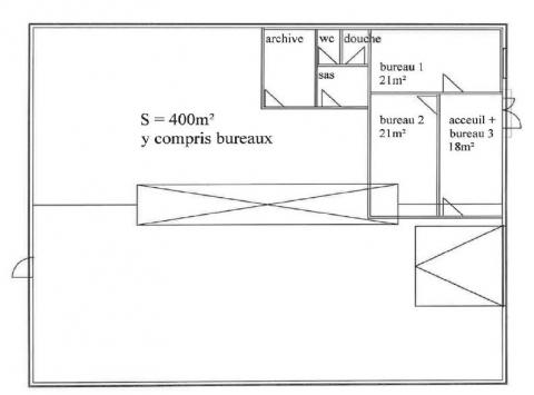 Location Entrepôts RONCQ - Photo 6