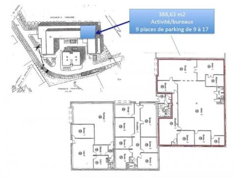 Location Bureaux et activités légères MARCQ EN BAROEUL - Photo 4