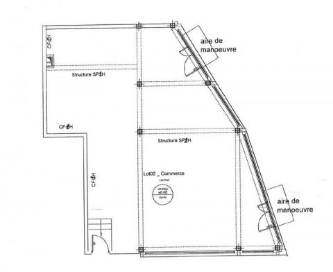Location Commerces LESQUIN - Photo 4