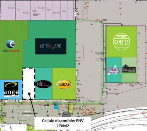 Location Commerces CROIX - Photo 2