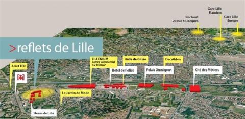 Location Bureaux LILLE - Photo 7