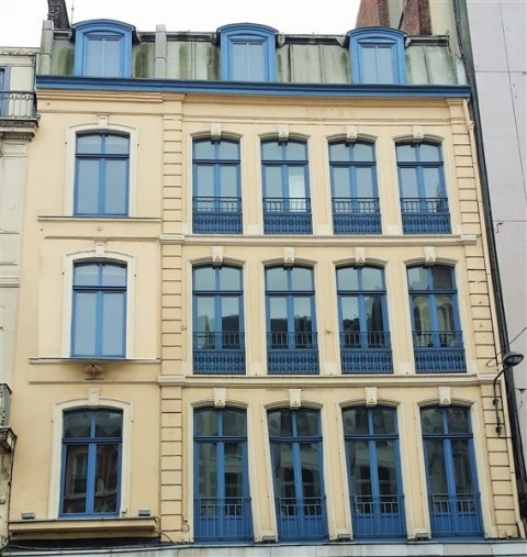 Vente Investisseur Bureaux LILLE - Photo 1