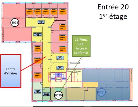 Location Bureaux CROIX - Photo 2