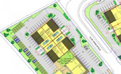 Location Bureaux et activités légères RONCQ - Photo 4