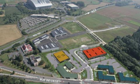Location Bureaux et activités légères RONCQ - Photo 5