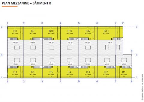 Location Bureaux et activités légères FAMARS - Photo 7