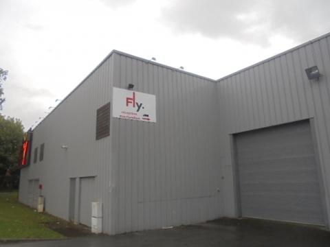 Location Activités Entrepôts VILLENEUVE D'ASCQ - Photo 1