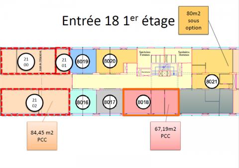 Location Bureaux CROIX - Photo 7